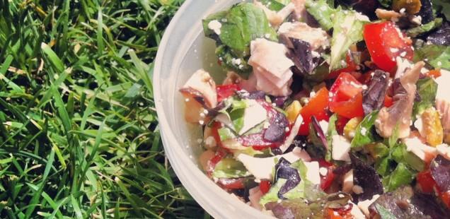 RECIPE: Bushwick Chopped Salad
